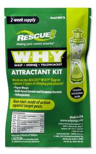Rescue WHYTA-DB6 Why Trap Attractant
