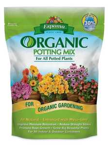 Espoma Company AP8 Organic Potting Mix 8 Qt