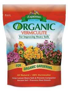 Espoma Company VM8 Organic Vermiculite 8 Qt