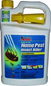GENERIC CHEMICAL 342052 Knock Out Indoor/Outdoor Insect Control Ready To Use1 Gal