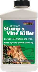 Bonide BND274 Stump Out Stump And Vine Killer Concentrate 8 oz