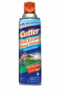 Cutter HG-95704 Backyard Bug Control Outdoor Fogger 16 oz