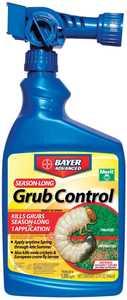 Bayer Advanced BY700840A 32-Fl. Oz. Season Long Grub Control