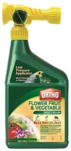 Ortho OR0345210 Flower, Fruit & Vegetable Insect Killer Ready Spray 32 oz