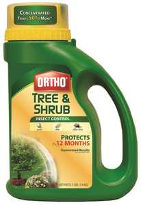 Ortho OR9991910 Tree & Shrub Insect Control Granules 3lb