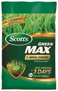Scotts SI44605B Green Max Lawn Food 5m