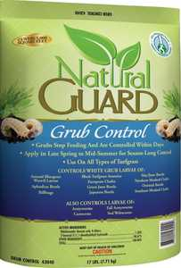 Natural Guard FJ43040 Grub Control 17lb