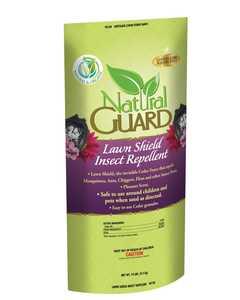 Natural Guard FJ40730 Lawn Shield Insect Repellent 10 Lbs