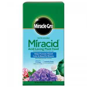Miracle-Gro 47985001 Water Soluble Miracid Plant Food 4 Lb