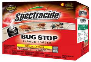 Spectricide HG-67759 Bug Stop Indoor Fogger 2 oz