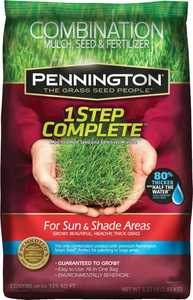 pennington 00168 1 Step Complete For Sun & Shade Areas 6.25lb