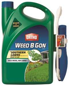 Ortho OR0403410 Weed-B-Gon Max Southern Lawn Ready To Use With Comfort Wand 1 Gal