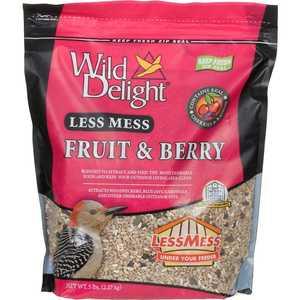 WILD DELIGHT 36508 Wild Fruit & Berry 8lb