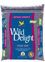WILD DELIGHT 38305 Wild NyJer Seed 5lb