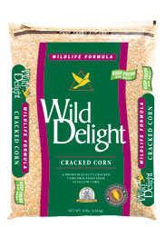 WILD DELIGHT BD38710 Wild Delight Cracked Corn 10lb