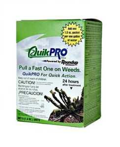 Monsanto R88603 Roundup Quick Pro 1.5 oz 5pk