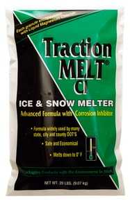 Scotwood Industries 20LB Traction Melt C I Ice & Snow Melter 20lb