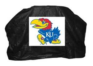 Seasonal Designs CV157 University Of Kansas Gas Grill Cover