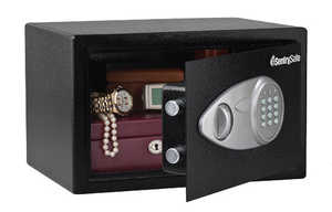 Sentry Safe X055 Home Security Safe With E Lock