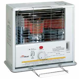 Sengoku Works CT1100 10,600 Btu Kerosene Radiant Heater