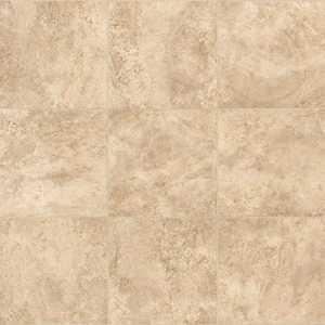 Shaw 0163V-222 Kingsgrove Noce 13 in Tile Visual Residential Resilient Sheet Vinyl Flooring