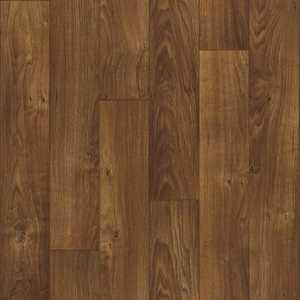 Shaw 0163V-800 Kingsgrove Tawney Oak 6.5 in Wood Plank Visual Residential Resilient Sheet Vinyl Flooring