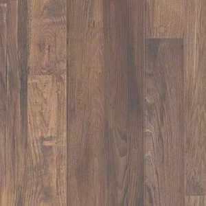 Shaw SL332-00715 8-Inch X 48-Inch Foundry Reclaimed Collection Laminate Floor Plank, 26.4 Sq. Ft.