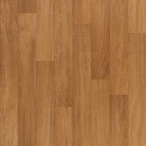 Shaw 0163V-620 Kingsgrove Natural Cherry 5 in Wood Plank Visual Residential Resilient Sheet Vinyl Flooring