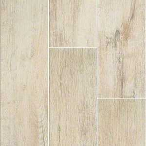 Shaw CS30M-100 Channel Plank Flax 7x22 Glazed Ceramic Tile
