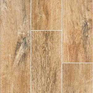 Shaw CS30M-600 Channel Plank Brandy 7x22 Glazed Ceramic Tile