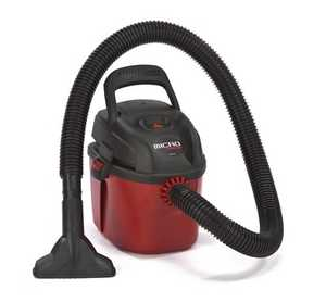 Shop Vac 2021000 Gallon Red Micro Wet/Dry Vacuum