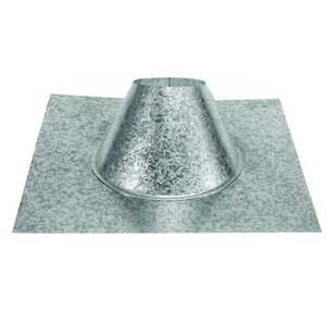 DuraVent 3049 3 in PelletVent Adjustable Roof Flashing