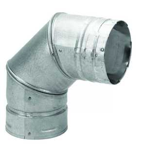 DuraVent 33090 Elbow 90d 3 in Mutli Fuel Vent