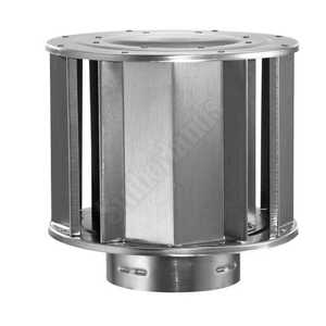 DuraVent 3GVVTH 3 in Type B Gas Vent High-Wind Cap