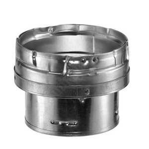 DuraVent 4GVX6 Type B Gas Vent Increaser 4x6