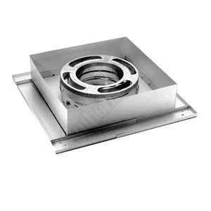 DuraVent 9047N 6 in DuraPlus Flat Ceiling Support Box