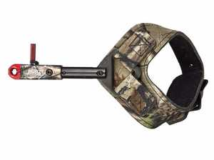 Scott Archery 1001BS2-CA Caliper Release W/Buckle Strap (Realtree Xtra)