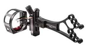 Scott Archery CBE-SNX-5-RH-19 Sniper Pro X Sight 5 Pin Right Hand .019