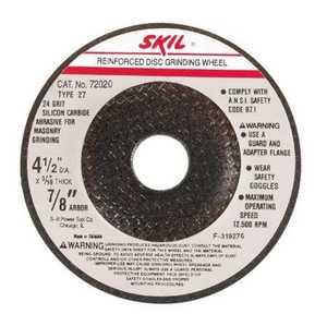 Skil 72022 Grinding Wheel 41/2 24grit