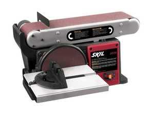 Skil 3375-02 Belt/Disc Sander 4x36 in