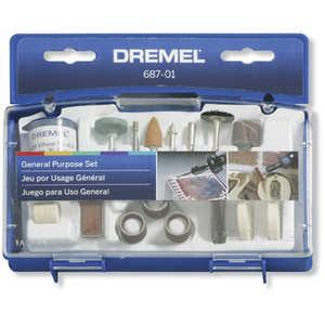 Dremel 687-01 General Purpose Set 52pc