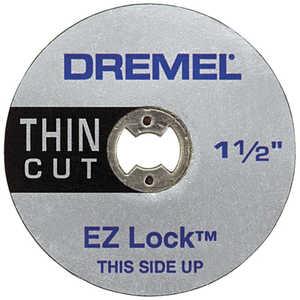Dremel EZ409 Ez Lock Thin Cut 11/2 in