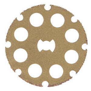 Dremel EZ544 Ez Lock Wood Cut Wheel 11/2 in