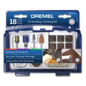 Dremel EZ686-01 Ez Lock Sanding/Grinding Kit
