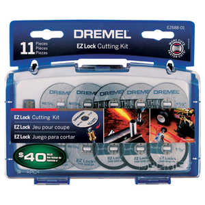 Dremel EZ688-01 Ez Lock Mini Cutting Kit