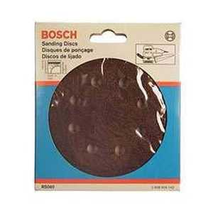 Robert Bosch Tool SR5R180 Disc H&l Ros 5 in R 180g 5pk