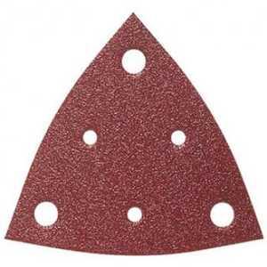 Robert Bosch Tool SDTR080 Sanding Triangle 80grit 5pk