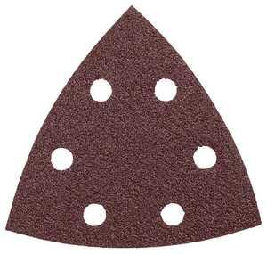 Robert Bosch Tool SDTR180 Sanding Triangle 180grit 5pk