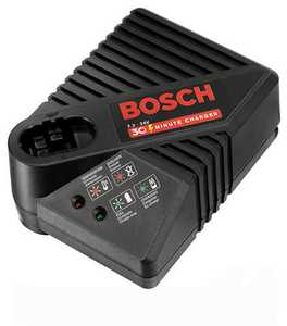 Robert Bosch Tool BC130 Charger Bay 30min Single