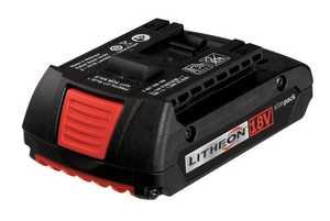 Robert Bosch Tool BAT609 Battery 18v Slim Pack Liteon
